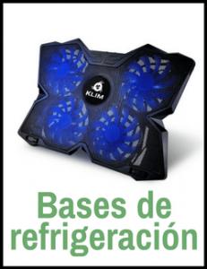 Bases de refrigeración para portatil