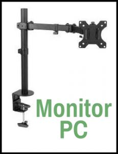 Soporte para monitor pc