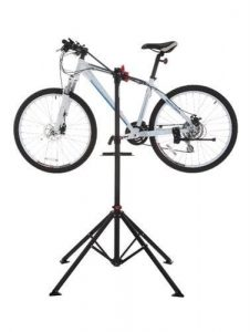 Soporte para reparar bicicletas