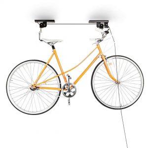 Top 10 Ganchos Para Colgar Bicicletas Pros Contras2018 - Colgar-bici-techo